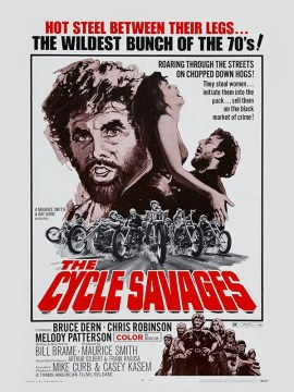Cycle savages (The)-60x80