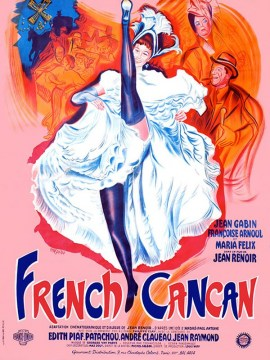 French cancan-60X80