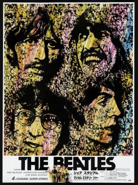 Concert beatles 60x80 (japon)