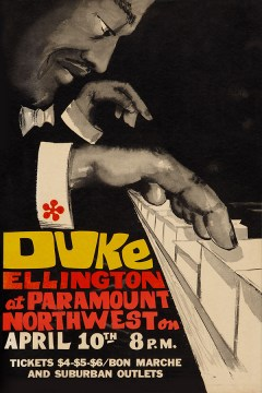 Duke Ellington-60x90