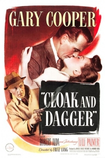 Cloak and dagger - 1946