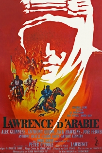 Lawrence d'arabie - 1962