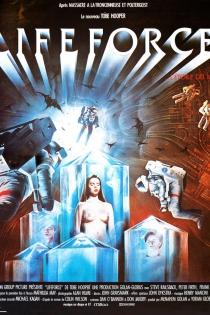 Lifeforce l'étoile du mal - 1985